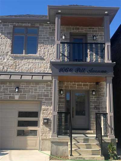 106C Pitt Ave,  E4953463, Toronto,  for sale, , MANSOOR MIRZA, Century 21 People's Choice Realty Inc., Brokerage *