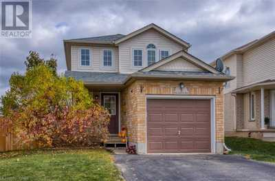 3 PINE MARTIN Crescent,  40035993, Kitchener,  for sale, , Elias Jiryis, RE/MAX Twin City Realty Inc., Brokerage *