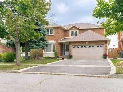 2614 Ambercroft Tr,  W4952983, Mississauga,  for sale, , HomeLife/Miracle Realty Ltd., Brokerage*