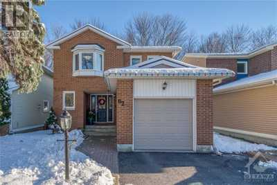 62 PINETRAIL CRESCENT,  1219727, Ottawa,  for sale, , Michel Dagher, Coldwell Banker Sarazen Realty, Brokerage*