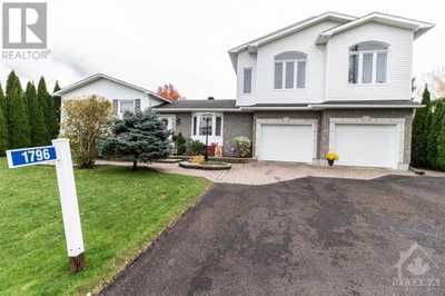 1796 CLAUDE STREET,  1215796, Clarence-Rockland,  for sale, , Shane Silva - CIPS® SRES®, HomeLife Capital Realty Inc., Brokerage*