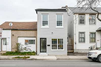 195 CANNON Street E,  H4093875, Hamilton,  for sale, , Tanis Hall, Royal LePage State Realty