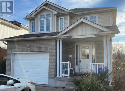 259 OPRINGTON Place,  40046703, Kitchener,  for sale, , John Finlayson, RE/MAX Twin City Realty Inc., Brokerage *