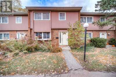 121 UNIVERSITY Avenue E Unit# 55,  40040134, Waterloo,  for sale, , John Finlayson, RE/MAX Twin City Realty Inc., Brokerage *