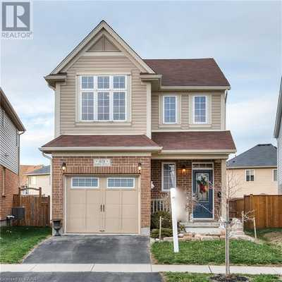 401 BAMBERG Crescent,  40048313, Waterloo,  for sale, , John Finlayson, RE/MAX Twin City Realty Inc., Brokerage *