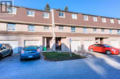 634 STRASBURG Road Unit# 33,  40047691, Kitchener,  for sale, , John Finlayson, RE/MAX Twin City Realty Inc., Brokerage *