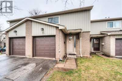 51 PAULANDER Drive Unit# 70,  40048384, Kitchener,  for sale, , John Finlayson, RE/MAX Twin City Realty Inc., Brokerage *