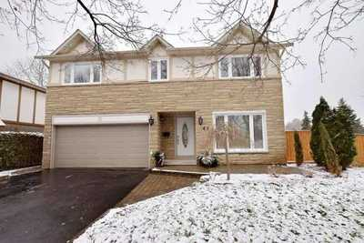 47 Trinity Cres,  E5055361, Whitby,  for sale, , Marie Tugwell, Royal Heritage Realty Ltd., Brokerage