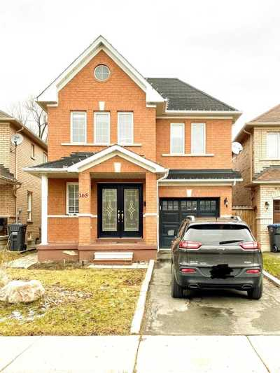 165 Bufford Dr,  W4982303, Brampton,  for rent, , Amrinder Mangat, RE/MAX Realty Services Inc., Brokerage*