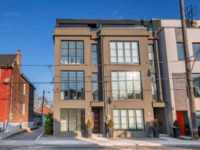 360B Harbord St,  C4999403, Toronto,  for sale, , Toula Cousens, Forest Hill Real Estate Inc., Brokerage *