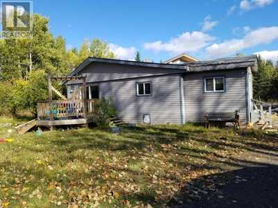 6154 DOKKIE FRONT,  185993, Chetwynd,  for sale, , RE/MAX DAWSON CREEK REALTY