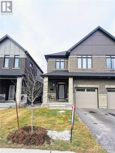 321 LYSANDER PLACE,  1221702, Ottawa,  for rent, , Tomasz Witek, eXp Realty of Canada, Inc., Brokerage *