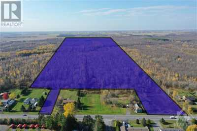 Lot 14 CONCESSION 10 ROAD,  1215950, Limoges,  for sale, , Marta B. Restrepo, eXp Realty of Canada, Inc., Brokerage *