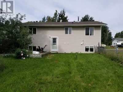 5222 42 STREET,  187290, Chetwynd,  for sale, , RE/MAX DAWSON CREEK REALTY