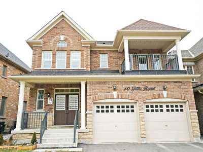 10 Gillis Rd,  W5092352, Brampton,  for sale, , Shammi Singh, RE/MAX Realty Specialists Inc., Brokerage *