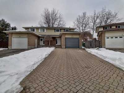 29 HIGHCROFT Court,  H4096235, Kitchener,  for sale, , Melissa Francis, RE/MAX Twin City Realty Inc., Brokerage*