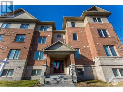 58 BARNSTONE DRIVE UNIT#4,  1219987, Ottawa,  for sale, , Royal LePage Performance Realty, Brokerage *