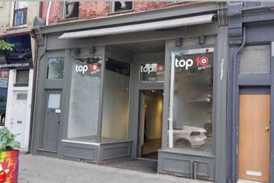 699 Queen St W,  C4976535, Toronto,  for lease, , City Commercial Realty Group Ltd., Brokerage*