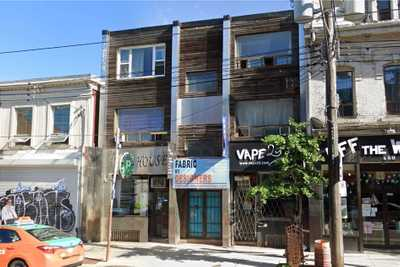 452 Queen St W,  C4766308, Toronto,  for lease, , Navid Tajalli, City Commercial Realty Group Ltd., Brokerage*