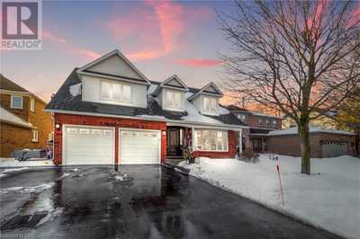 8 SHADELAND Court,  40066167, Cambridge,  for sale, , Alicia Snell, RE/MAX Twin City Realty Inc., Brokerage*
