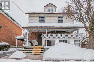133 SUNNYSIDE AVENUE,  1225084, Ottawa,  for sale, , Megan Razavi, Royal Lepage Team Realty|Real Estate Brokerage