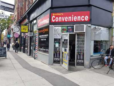 486 Queen St W,  C4962014, Toronto,  for lease, , City Commercial Realty Group Ltd., Brokerage*