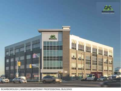 2855 Markham Rd,  E5132617, Toronto,  for lease, , Richard Alfred, Century 21 Innovative Realty Inc., Brokerage *