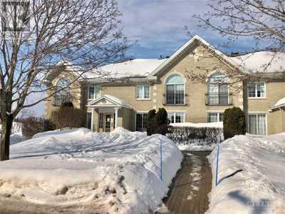 131 ROBSON COURT UNIT#1B,  1227389, Ottawa,  for sale, , Sorin Vaduva, FIRST CHOICE REALTY ONTARIO LTD., BROKERAGE*