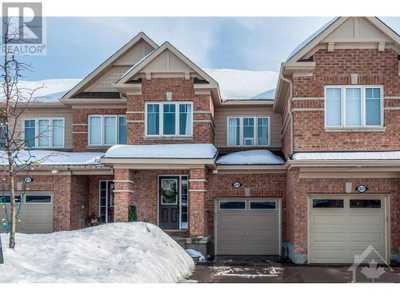 319 LIPIZZANER STREET,  1228003, Stittsville,  for sale, , Tomasz Witek, eXp Realty of Canada, Inc., Brokerage *