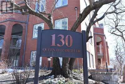 130 QUEEN ELIZABETH DRIVE UNIT#4,  1227081, Ottawa,  for sale, , Tomasz Witek, eXp Realty of Canada, Inc., Brokerage *