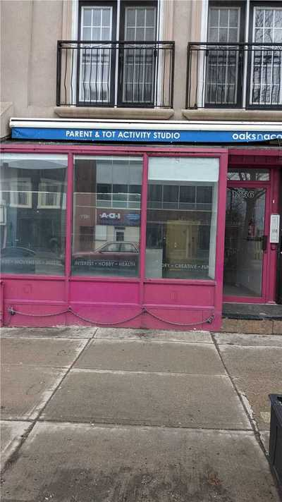 1856 Danforth Ave N,  E5162699, Toronto,  for lease, , Lidia Zamostean, eXp Realty, Brokerage *