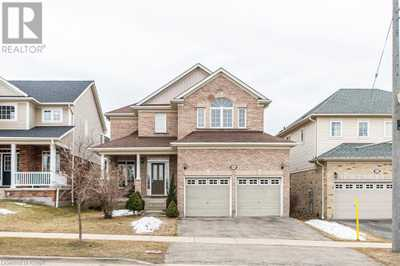 422 ROBERT FERRIE Drive,  40082601, Kitchener,  for sale, , Elias Jiryis, RE/MAX Twin City Realty Inc., Brokerage *