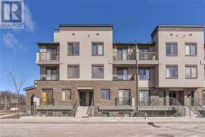 350 FISHER MILLS Road Unit# 31,  40089930, Cambridge,  for sale, , Christina Howell-McLellan, RE/MAX Twin City Realty Inc., Brokerage*