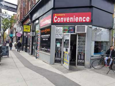 486 Queen St W,  C5176188, Toronto,  for lease, , City Commercial Realty Group Ltd., Brokerage*