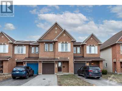 618 LOUIS TOSCANO DRIVE,  1234454, Orleans,  for sale, , Tomasz Witek, eXp Realty of Canada, Inc., Brokerage *