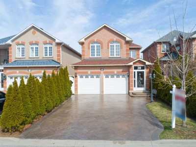 20 Nessie St,  N5175050, Markham,  for sale, , BASHIR & NADIA Ahmed   , RE/MAX Millennium Real Estate Brokerage