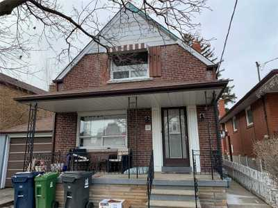 Bsmt - 10 Hartley Ave,  W5183168, Toronto,  for rent,