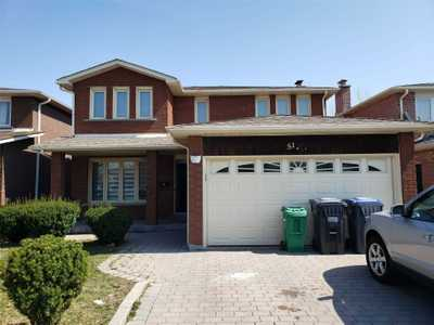 51 Sunforest Dr,  W5180544, Brampton,  for rent, , Sudharshan Muthu, CPA, CGA, Century 21 Titans Realty Inc., Brokerage *