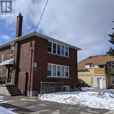 109 BRUCE Street Unit# 4,  40084138, Kitchener,  for rent, , Christina Howell-McLellan, RE/MAX Twin City Realty Inc., Brokerage*