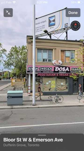 Ground - 1262 Bloor St W,  W5188487, Toronto,  for lease, , Nicholas Searle, Right at Home Realty Inc., Brokerage*