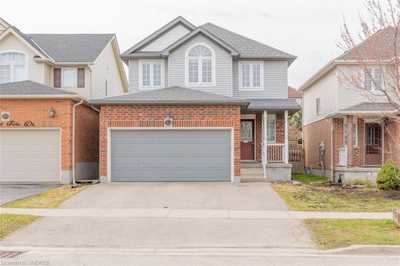 524 ROBERT FERRIE Drive,  40093999, Kitchener,  for sale, , Adaline John, Right At Home Realty Inc., Brokerage*