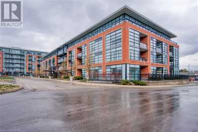155 ST. LEGER Street Unit# 304,  40097064, Kitchener,  for sale, , Elias Jiryis, RE/MAX Twin City Realty Inc., Brokerage *