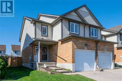 45 MAX BECKER Drive,  40098187, Kitchener,  for sale, , Elias Jiryis, RE/MAX Twin City Realty Inc., Brokerage *