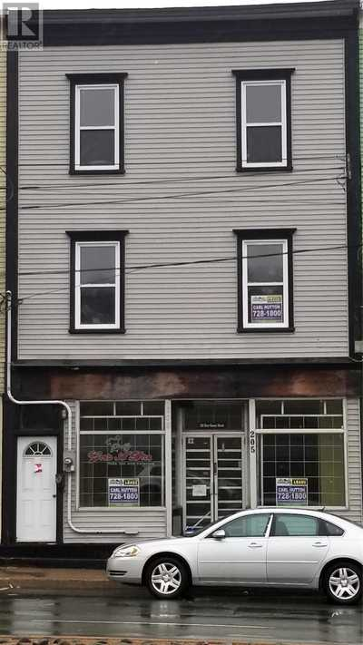 205 NEW GOWER Street,  1224490, ST. JOHN'S,  for lease, , Ruby Manuel, Royal LePage Atlantic Homestead
