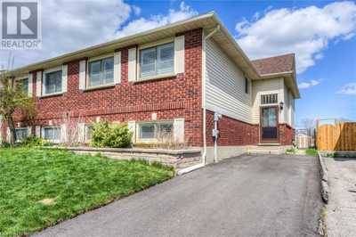 242 BENESFORT Crescent,  40089767, Kitchener,  for sale, , Elias Jiryis, RE/MAX Twin City Realty Inc., Brokerage *
