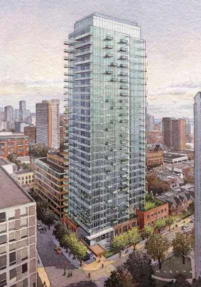 908 - 75 St Nicholas St,  C5199554, Toronto,  for sale, , Sutton Group-Admiral Realty Inc., Brokerage *