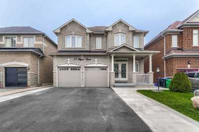 17 Skylar Circ,  W5217197, Brampton,  for sale, , Harpreet Dhillon, RE/MAX Realty Services Inc., Brokerage*