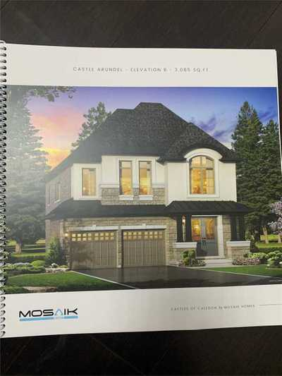 Lot James Walker Ave,  W5219054, Caledon,  for sale, , HomeLife Silvercity Realty Inc., Brokerage*