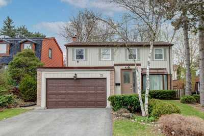 25 Woolsthorpe Cres,  N5163538, Markham,  for sale, , Reza Bahmani, HomeLife Frontier Realty Inc., Brokerage*