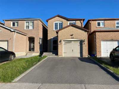 48 Terrosa Rd,  N5224568, Markham,  for rent, , Shan Hussain, RE/MAX CROSSROADS REALTY INC, Brokerage*